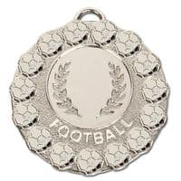 FIESTA Football Medal</br>AM1076.02
