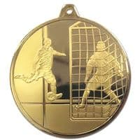 Frosted Glacier Footballer Medal</br>AM2001.01