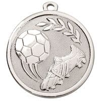 GALAXY Football Boot & Ball  Medal</br>AM1028.02