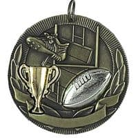 Highlight50 Rugby Medal</br>AM277G