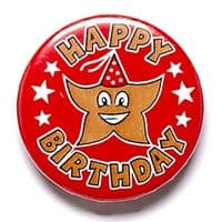 It's your Birthday Button Badge</br>BA012