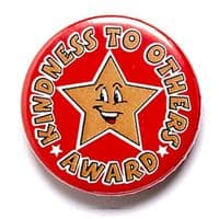 Kindness To Others Button Badge</br>BA015