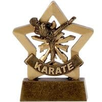 Mini Star Male Karate</br>A1111