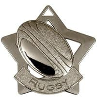 Mini Star Rugby Medal</br>AM717S