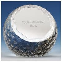 OrbGolf80 Paperweight</br>PA04B