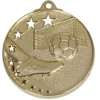 San Francisco50 Football Medal</br>AM502G