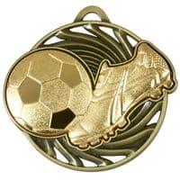 Vortex Football Medal</br>AM921G