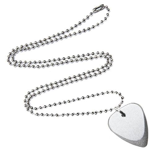 Fusion Tones Silver Anodise Necklace