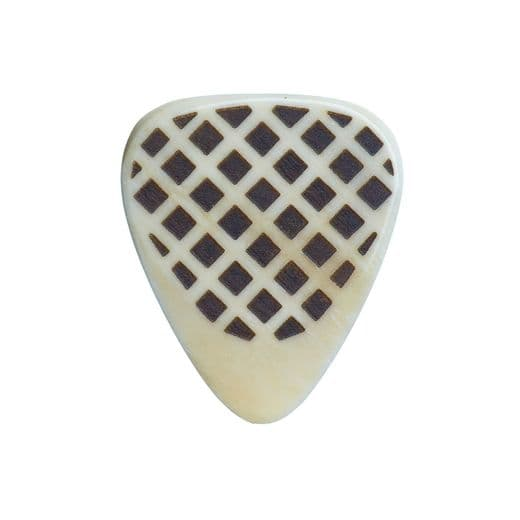 Grip Tones Buffalo Bone 1 Guitar Pick