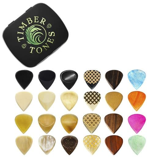 Jazz Guitar Pick Collection