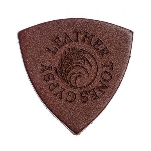 Leather Tones Gypsy Brown Leather 1 Pick