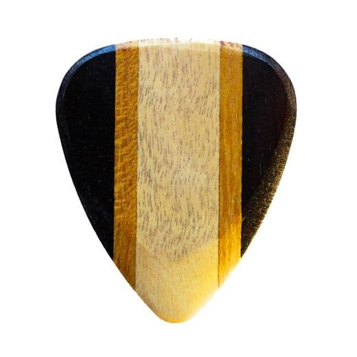 Zone Tones Deluxe Maple 1 Guitar Pick