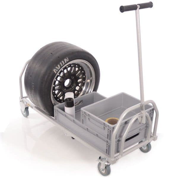 B-G Racing Folding Pit Trolley