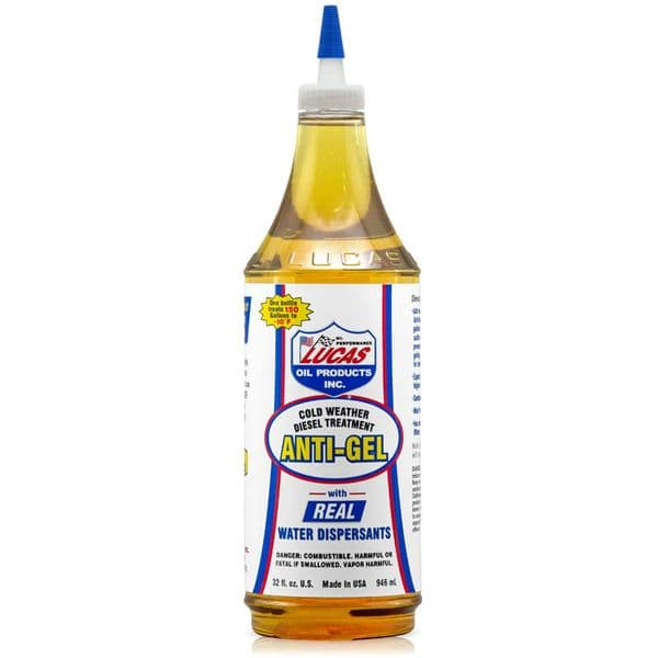 Lucas Oil Anti-Gel Cold Weather Diesel Treatment