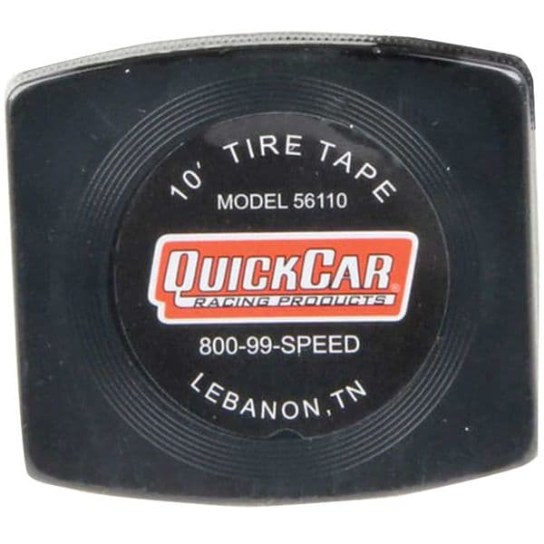 QuickCar Tyre Tape with Hawk Tip, Carded