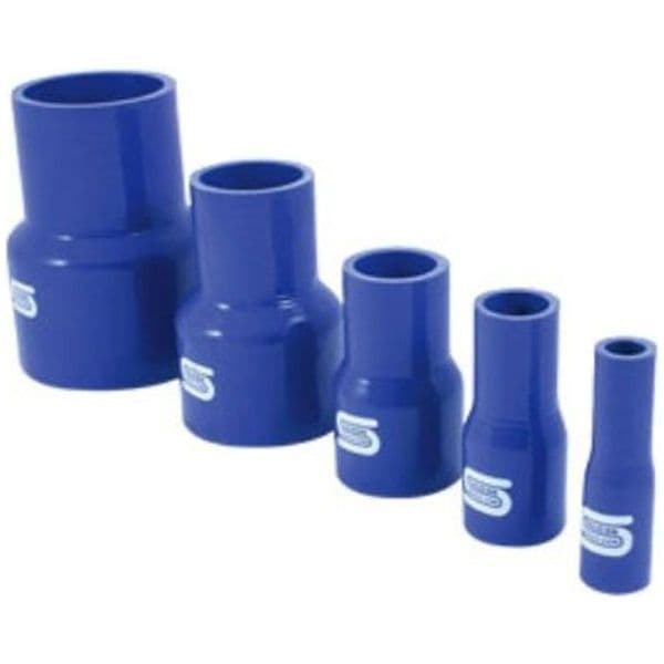 Silicone Hose Straight Reducer 38-22mm