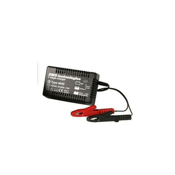 Varley Red Top Racing Battery Charger 12V 2.7A