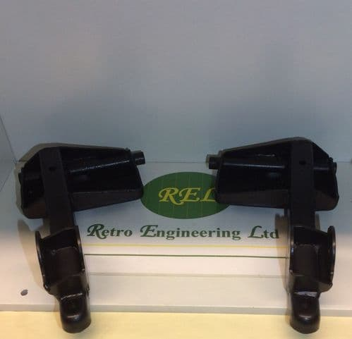 Front suspension mounting brackets - to suit competition top arms