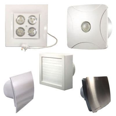 Bathroom Extractor Fans