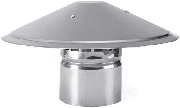 Chimney Roof Cowl 150 mm 6