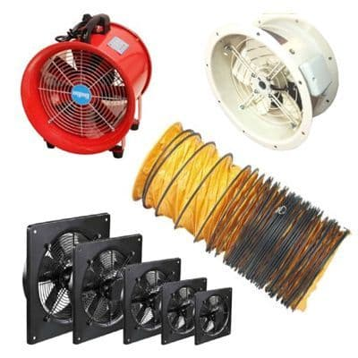 Commercial Extractor Fans