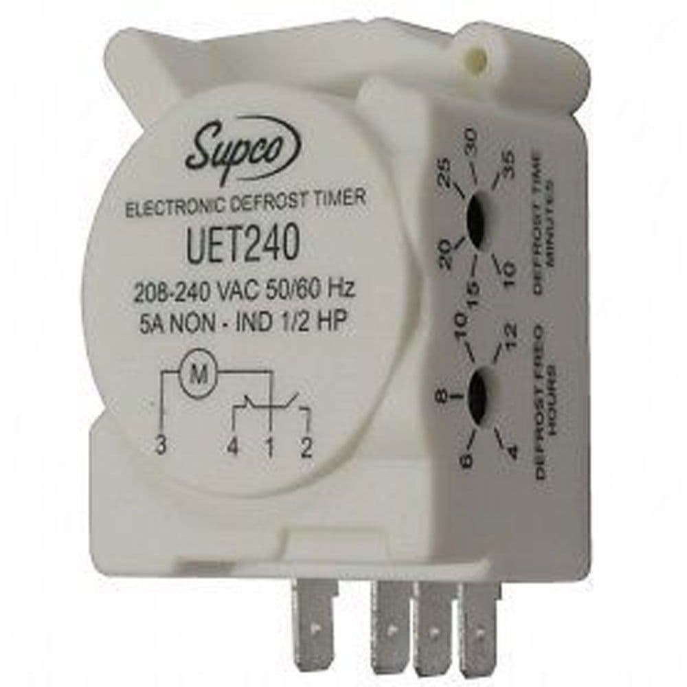 Defrost Timer Universal UET240  Supco