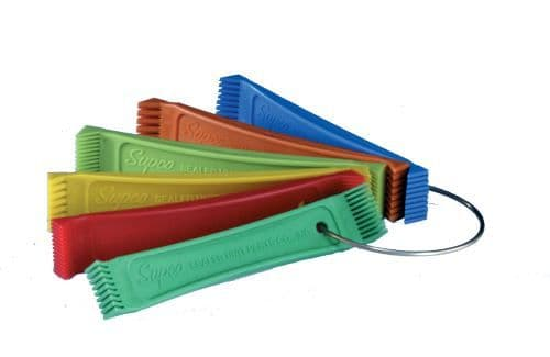 HANDY RING FIN COMB SET of 6  FCR5 SUPCO