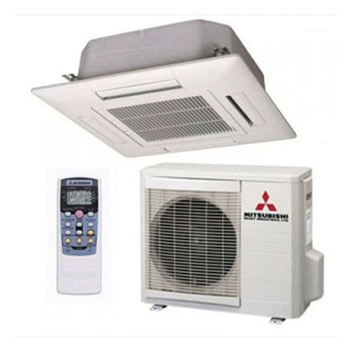 Mitsubishi Heavy Industrial Cassette  4 kW  inverter Air Conditioning