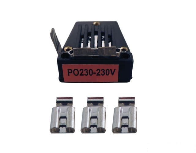 SOLID STATE PUSH-ON-RELAY PO230 SUPCO
