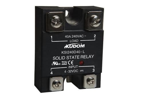 Solid State Relay 25A Kudom