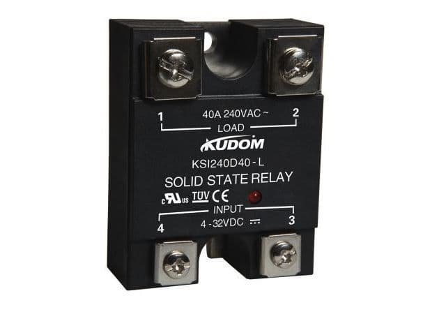 Solid State Relay 80A Kudom