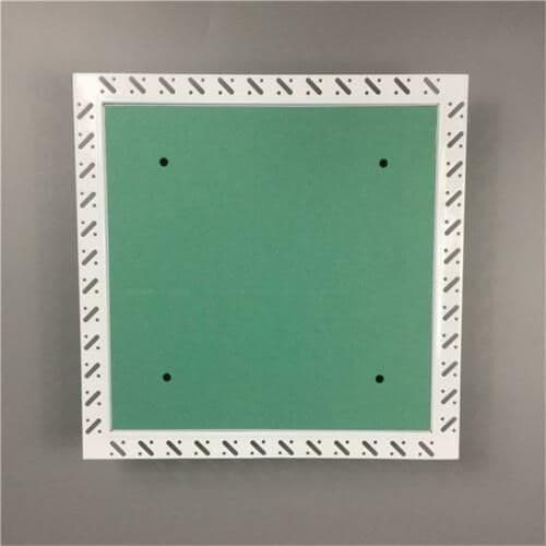 Steel Access Panel Beaded Frame with Plaster Board 450 x 450