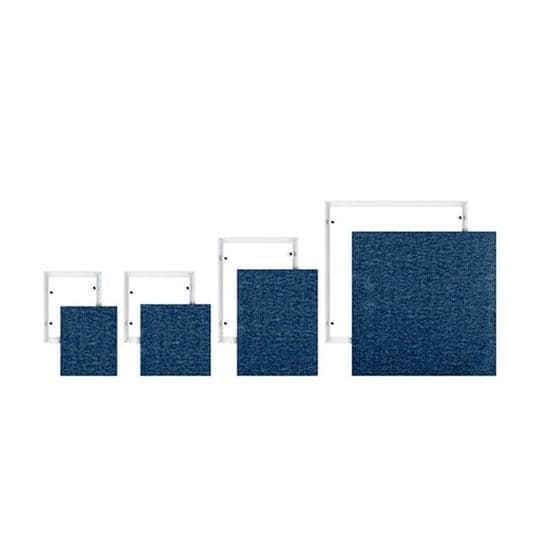Tiled Magnetic Access Panels