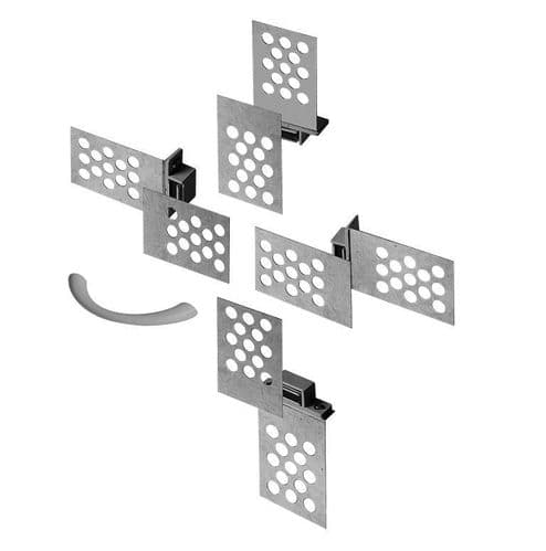 Tiled Magnetic Catches Kit Access Panel MU1
