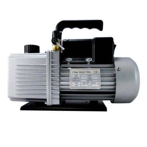 Vacuum Pump 110V-220V  4.5 CFM 2 Stage 1/2HP  Dual Voltage