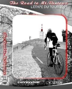 The Road to Mont Ventoux DVD