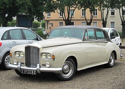 Bentley Continental S3 1965-1966