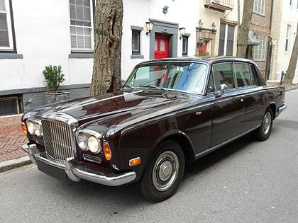 Bentley Series T 1965-1969