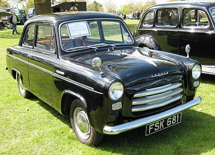Ford (British) Anglia & Prefect 1954-1959