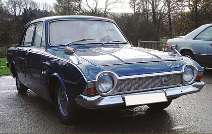 Ford (British) Corsair 1963-1969