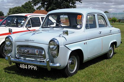 Ford (British) Prefect 1960-1961