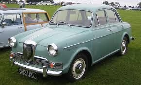 Riley 1.5 Litre 1958-1965