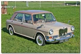 Riley Kestrel 1965-1967