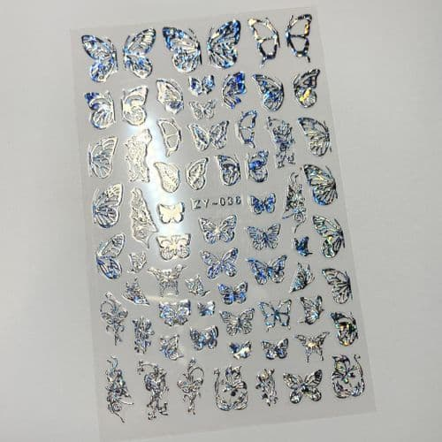 Butterfly Stickers 036