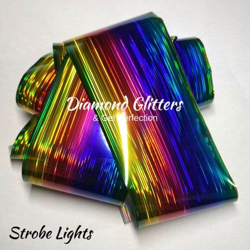 Strobe Lights Transfer Foil