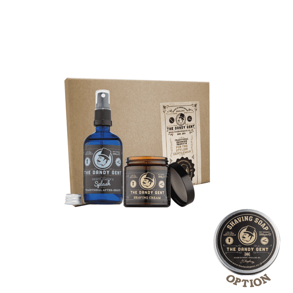 Shave & Splash - Gift Box