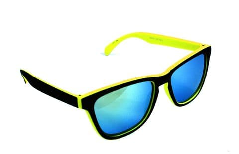 Serelo - Black and Bright Sunglasses - 4 Colours to choose from