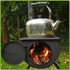 Frontier Portable Wood Burning Stove
