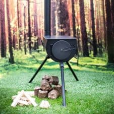 Frontier Stoves and Accessories