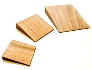 Wooden Wedges (various sizes available)